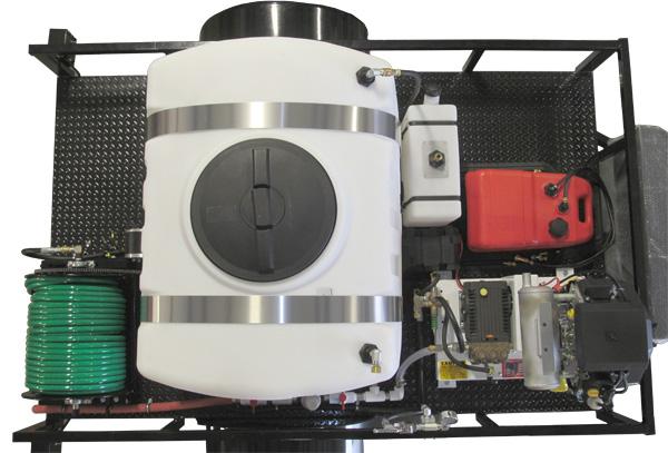 Build Your Own Sewer Jetter Trailer Honda And Kohler