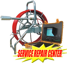 Sewer Camera Repair Service